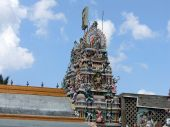 Shri-lanka, The Buddistsky Temple