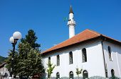 Mosque Mahmut-bey's in Prijepolje, Serbia