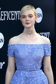 LOS ANGELES - MAY 28:  Elle Fanning at the