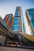 Modern Skyscrapers, Sheikh Zayed Road