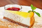 Sweet Cheesecake
