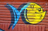 Graffiti Sofia Bulgaria