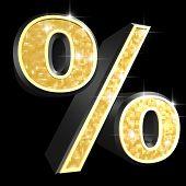 golden numbers - percentage
