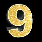 golden number - 9