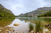 Panta de Gorg Blau on Mallorca