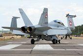 Suizo F-18