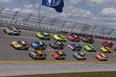 NASCAR: 499 de 25 de Abr Aaron