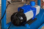 powerful electric motor for modern industrial equipment
