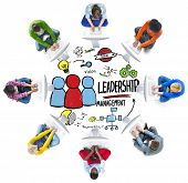image of idealistic  - Diversity Casual People Leadership Management Digital Communication Meeting Concept - JPG