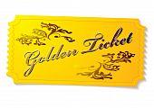 Golden Winning Ticket