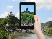 image of moselle  - travel concept  - JPG