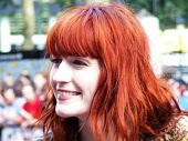 Florence Welch At Scott Pilgrim Vs The World Premiere In Central London 18Th August 2010