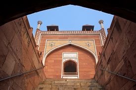 stock photo of entryway  - Humayun - JPG