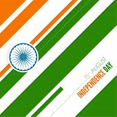pic of indian independence day  - Abstract background with the symbol of India - JPG