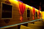 night club  restaurant interior photo