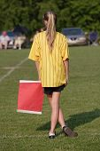 Soccer Referee - Sports Official