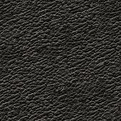 Black leather seamless background. (See more seamless backgrounds in my portfolio).