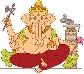 Ganesha (Elephant God)
