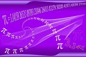 Pi is a mathematical constant, Abstract Background