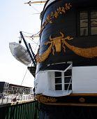 Old Warship