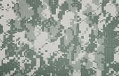 fragment of the canvas from military trousers abstract background