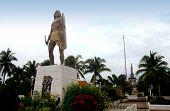 The Lapu Lapu Monument Cebu Philippines