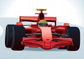 F1 Carro de corrida