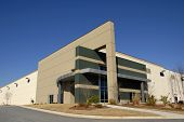 picture of commercial building  - Modern New Commercial Distribution Center for Lease - JPG
