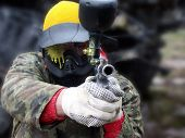 picture of splayed  - paintball - JPG
