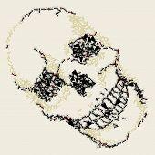 Skull Of Bugs