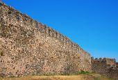 Fort Castillo paredes