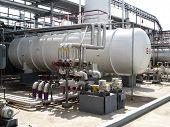 Oil Refining Factory