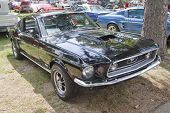 1968 And A Half Ford Mustang Gt