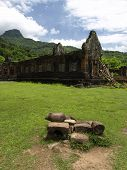 Vat Phou The World Heritage Site Of Laos