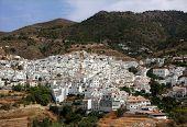 Pequeño pueblo de Andalucía