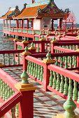 Chinese Style Walkway
