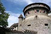 Liechtenstein Landmark poster