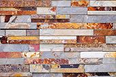 Stone Veneer Background