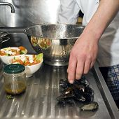 Selecting Mussels