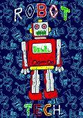Robot tech.