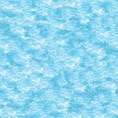 Blue waves seamless. (Seamless pattern for continuous  replicate).