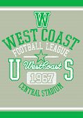 West Coast League.eps