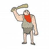 Cartoon Neandertaler