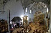 Asuncion Church in Sallent de Gallego, Huesca, Spain
