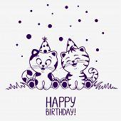 kittens birthday