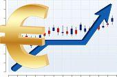 Business Chart Euro