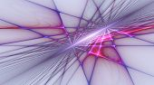 Interesting geometric abstract background in bright colors, lilac pearl scale