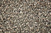 Texture Of Cemented Stones Of Granite