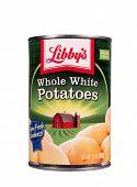 Whole White Potatoes