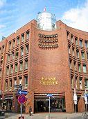 Hansaviertel Hamburg
